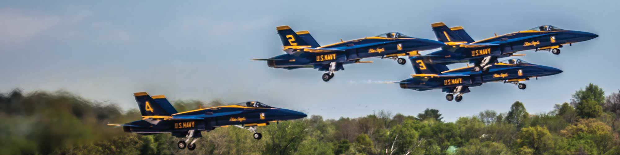 2014 Spirit of St. Louis Air Show